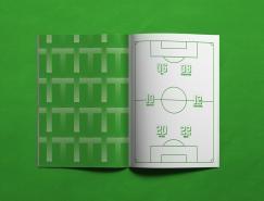 足球杂志Top Corner版面,体育投注欣赏