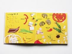 20个国外创意烹饪食谱设计