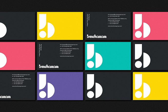 25款极富视觉冲击力的现代名片设计