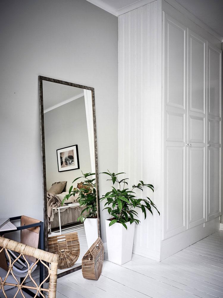 瑞典哥德堡36平米斯堪的纳维亚风格小公寓