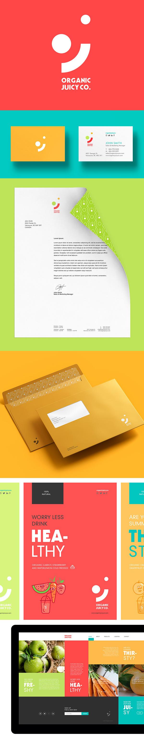 26个国外品牌形象设计作品集