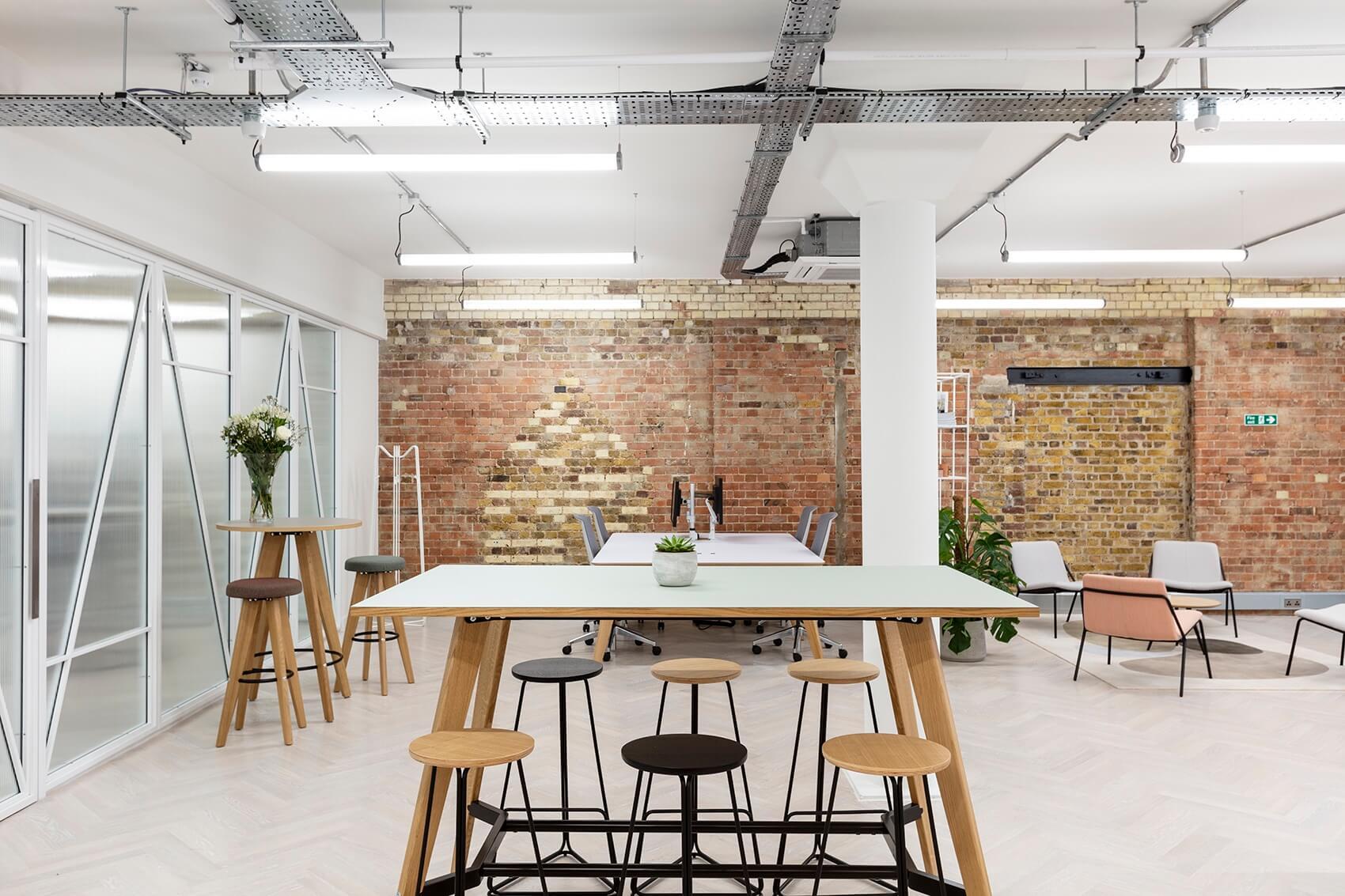 伦敦Workstories新办公室设计