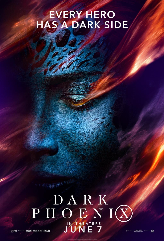 电影海报欣赏:X战警:黑凤凰(Dark Phoenix)