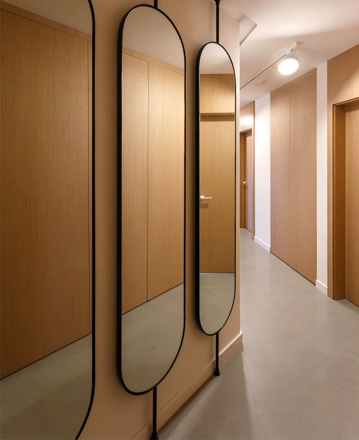 基辅现代优雅的时尚小公寓