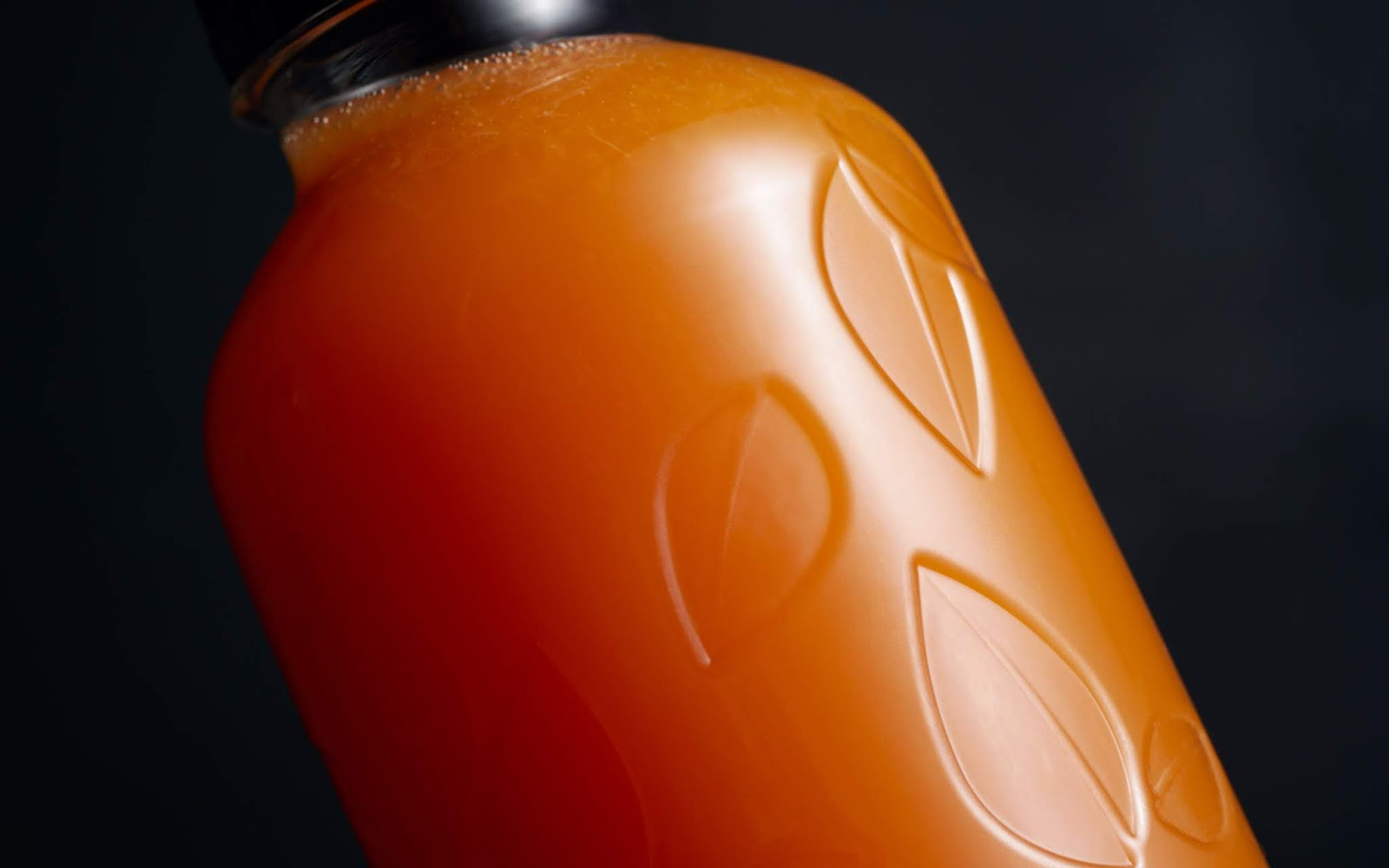 God Morgon EKO橙汁包装设计
