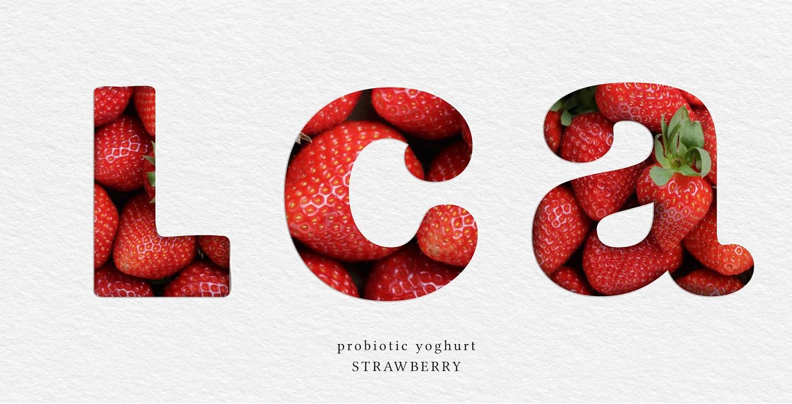 LCA酸奶包装设计