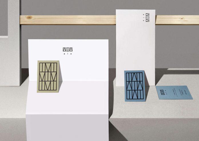 建筑工作室AIA品牌形象设计