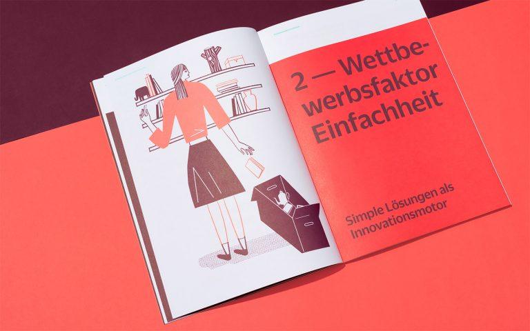 Hanseatic Bank银行年报画册设计