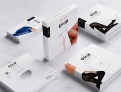 Wolford丝袜包装设计