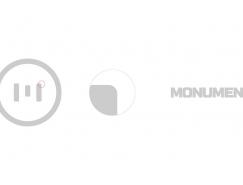 在线杂志Monument品牌形象设计