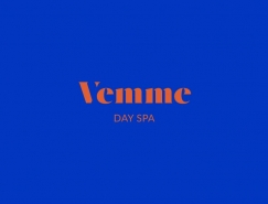 Vemme Day Spa会所品牌VI设计