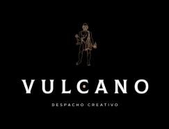 墨西哥创意工作室Vulcano品牌VI设计