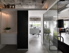 台北soti atelier办公室设计