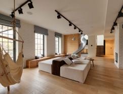 带滑梯的212平米复式公寓皇冠新2网