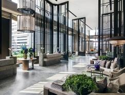 香港瑞吉酒店空间设计