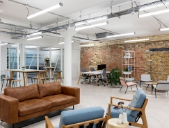倫敦Workstories新辦公室設計