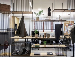 土耳其Elissa Stampa时装设计事务所办公室设计