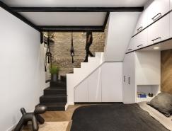 特拉维夫36平米loft小公寓