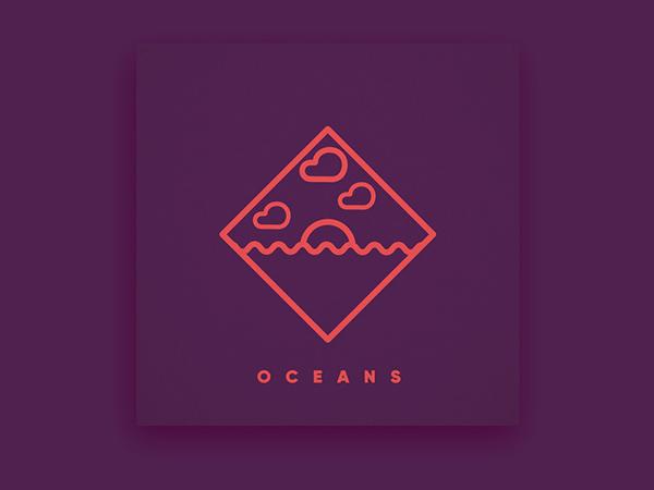 30款极简线条艺术风格logo设计