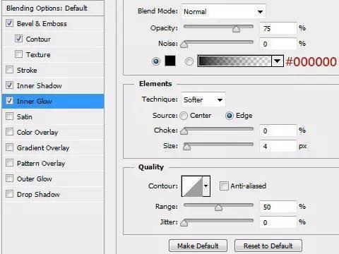 PS绘制写实UI金属元素