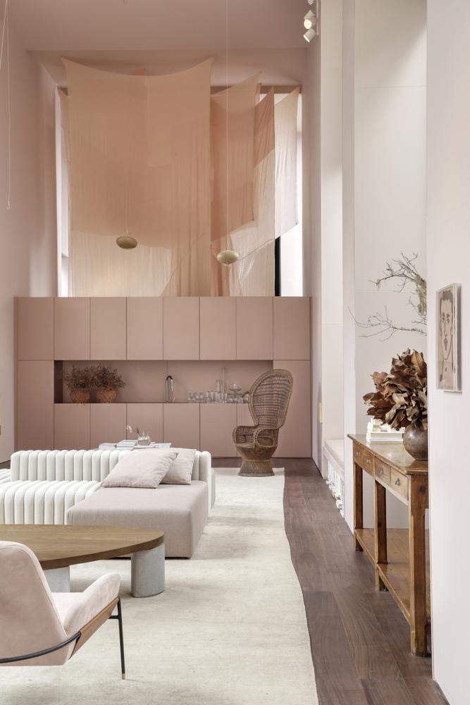 巴西130平米极简主义风格纯净住宅