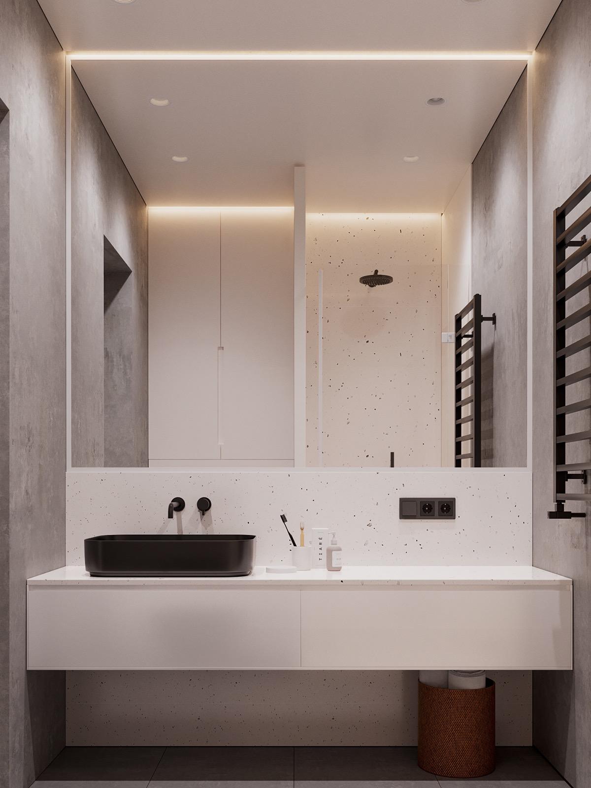 3个50平米精致小公寓设计