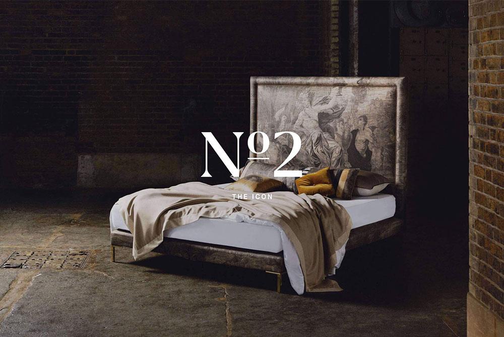 豪华床具和床垫品牌 Savoir Beds 启用新LOGO
