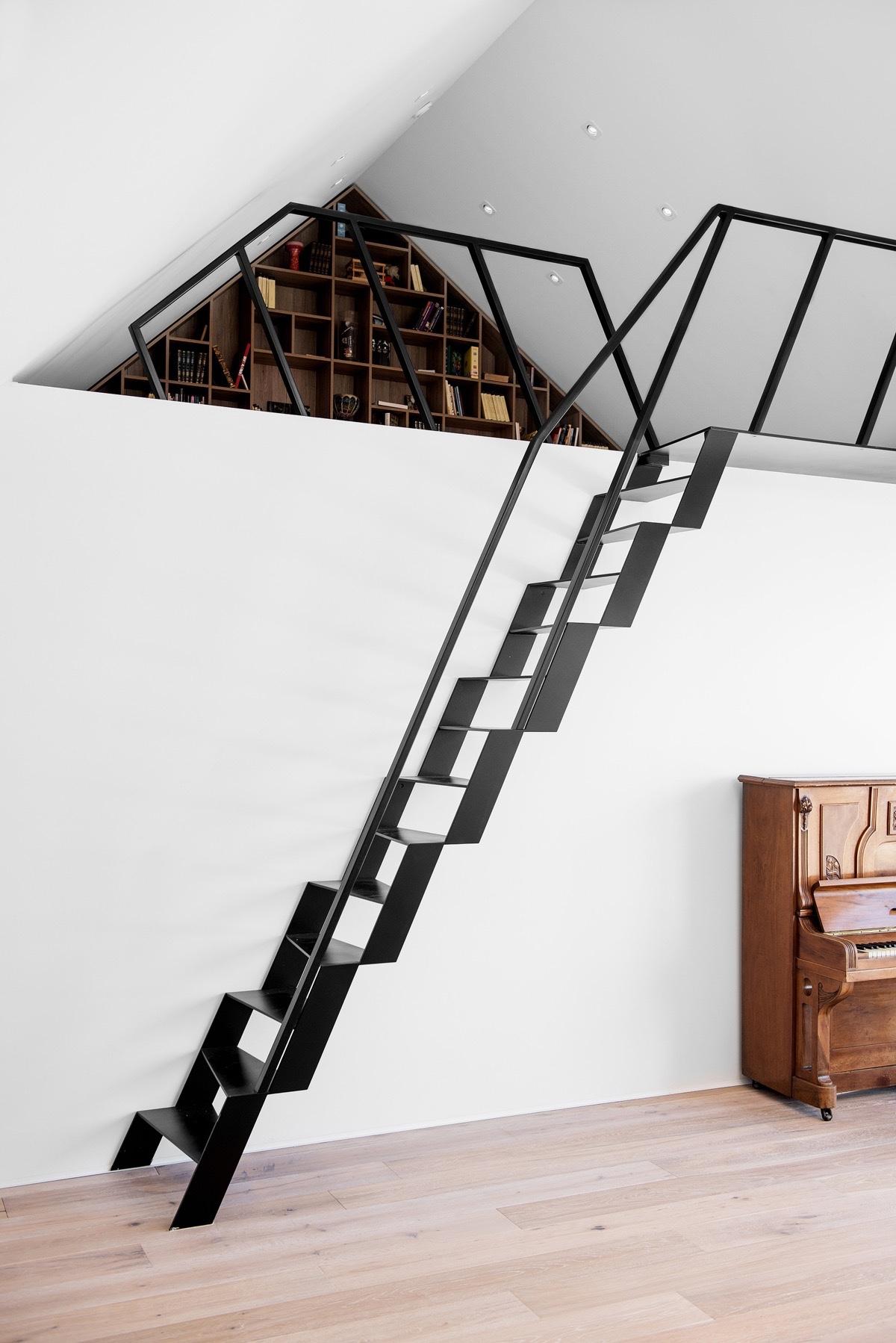 51个前卫创意的楼梯皇冠新2网方案