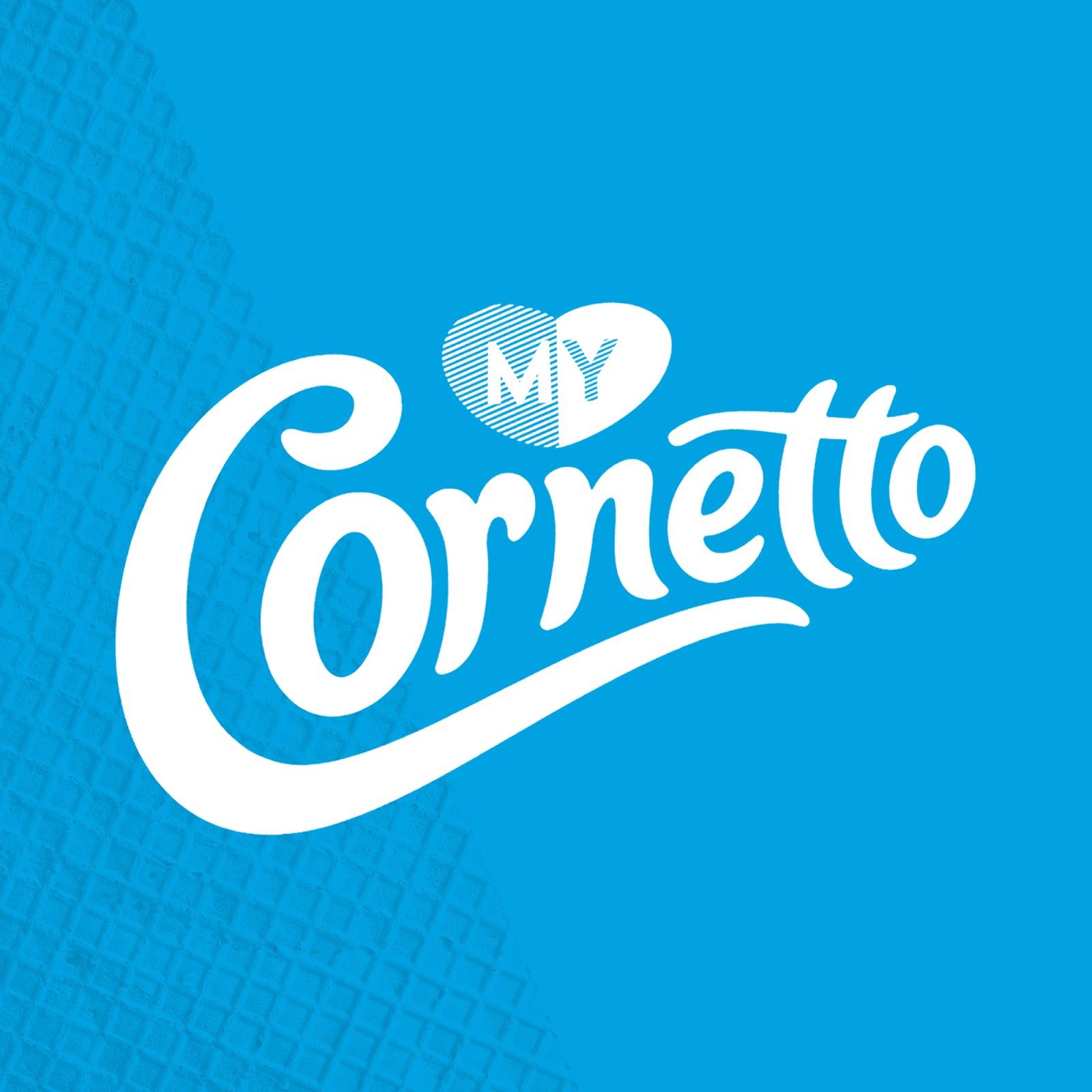 My Cornetto甜筒冰淇淋包装设计