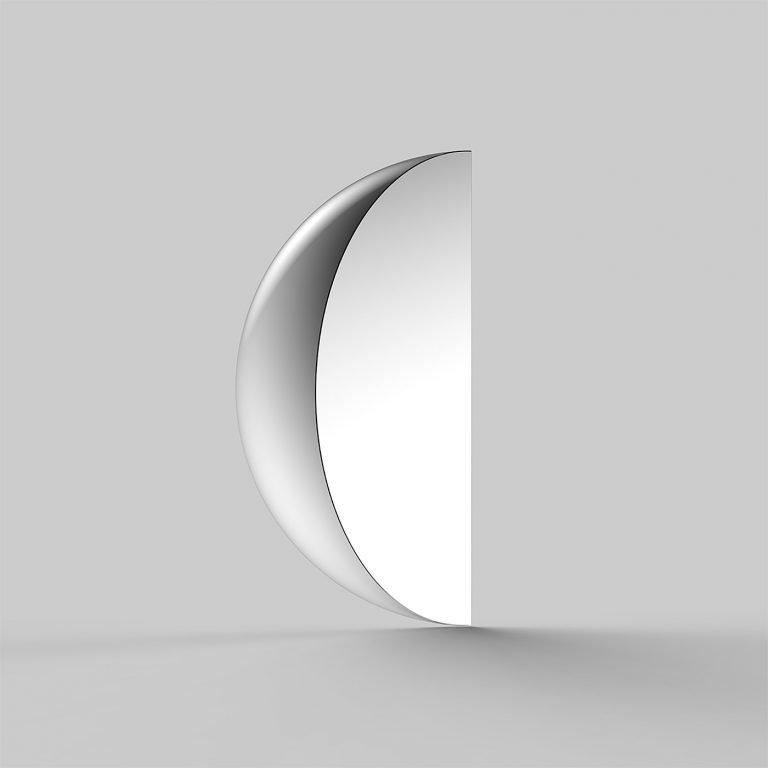 Elmar van Zyl创作3D字母设计