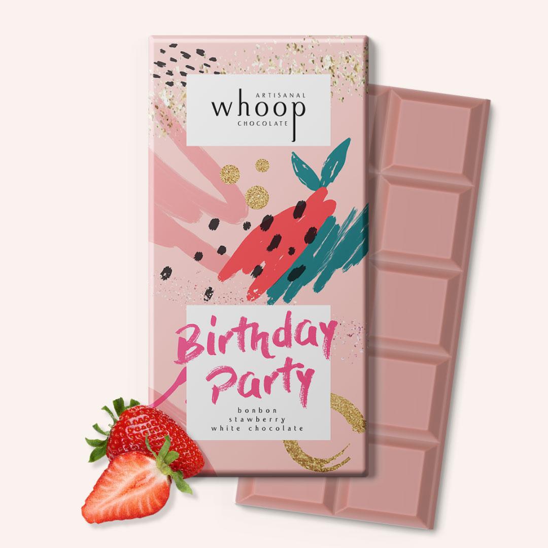 Whoop巧克力包装设计