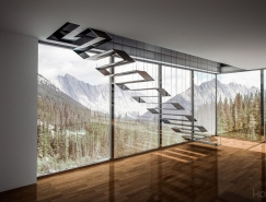 51個前衛創意的樓梯設計方案