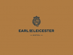 Earl of Leicester酒吧品牌VI设计