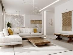 5个现代地中海风格室内装修设计