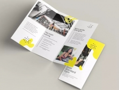 13款宣传折页设计作品