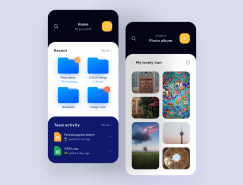 10款手机APP应用概念UI设计