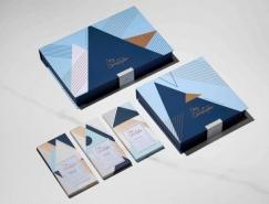 Chez Christophe巧克力包装设计