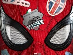 电影海报欣赏:蜘蛛侠:英雄远征(Spider-Man: Far