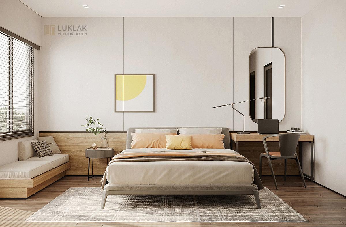 清新自然的浅色木质色调:4个极简风公寓装修