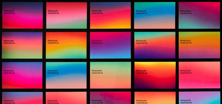 10款设计精美的极简风格名片