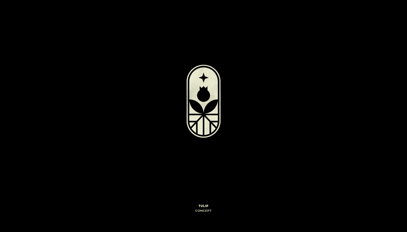 Konstantin Reshetnikov标志设计(2)