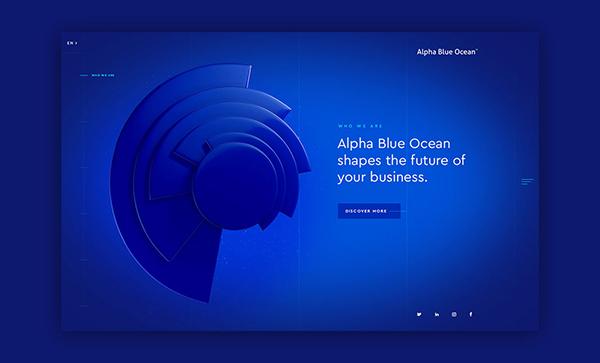 35个极佳用户体验的Web网页设计