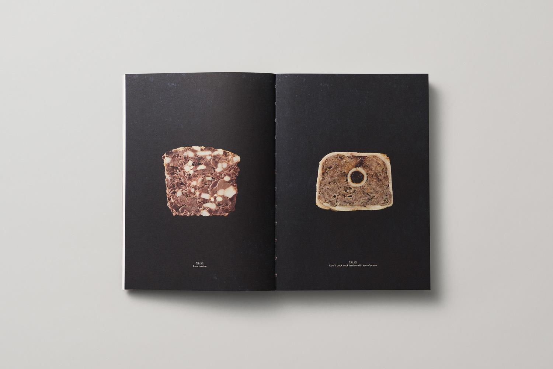 Cazador极简风格的烹饪书籍设计