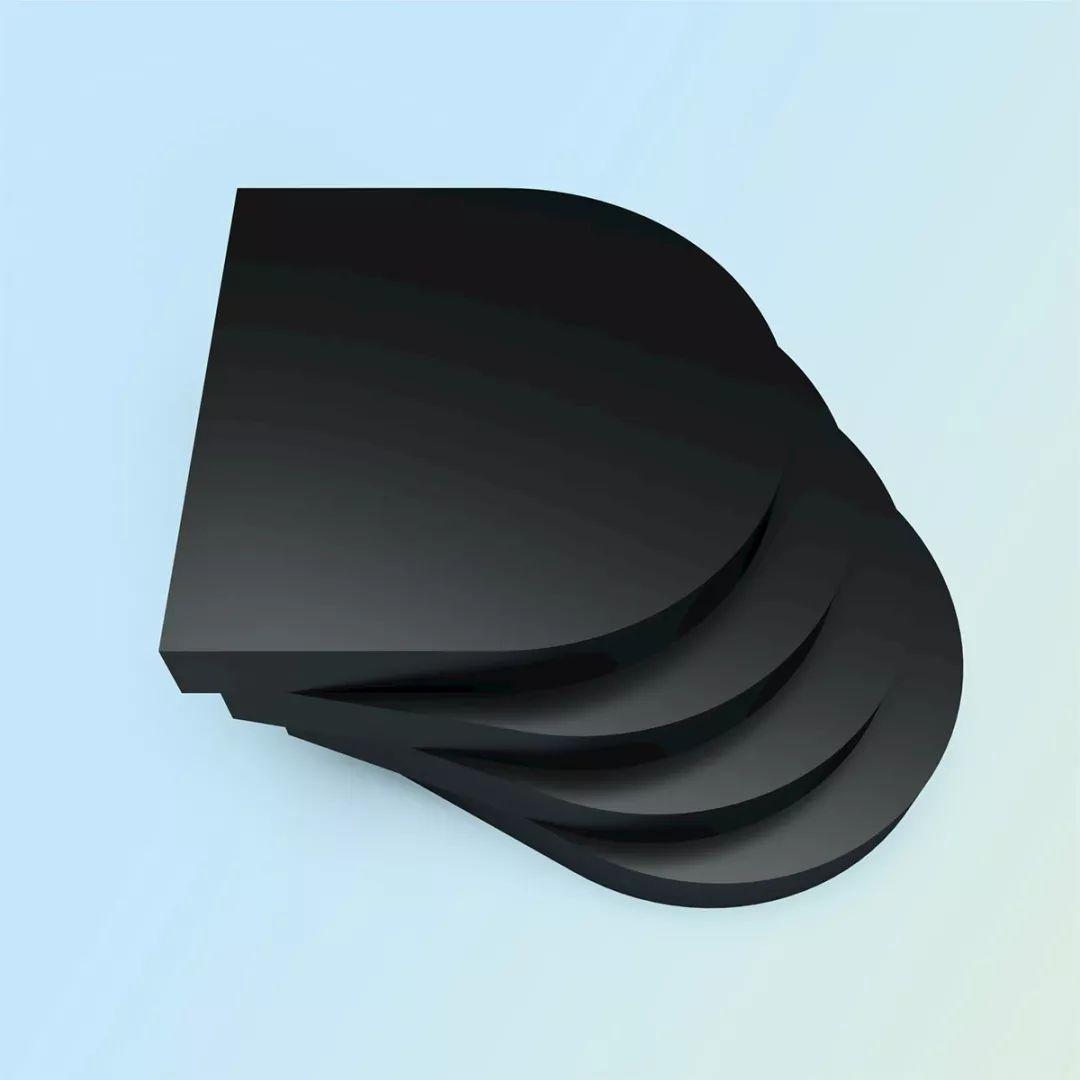 德国设计师 Mark Schwindt 3D字体设计