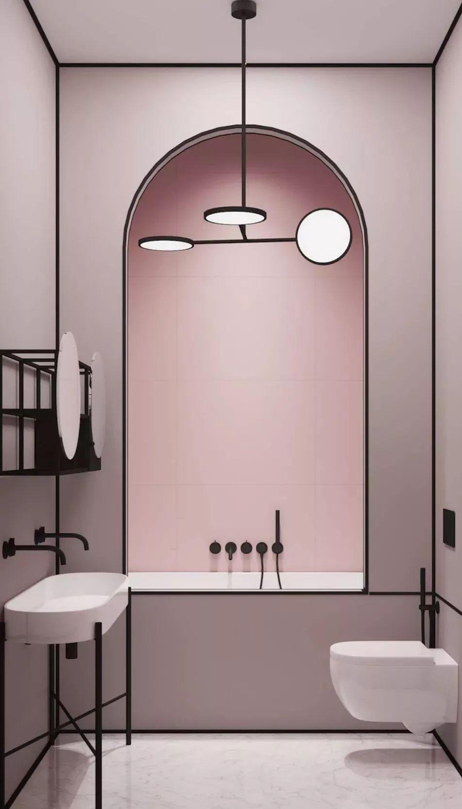 100个卫生间装修设计方案