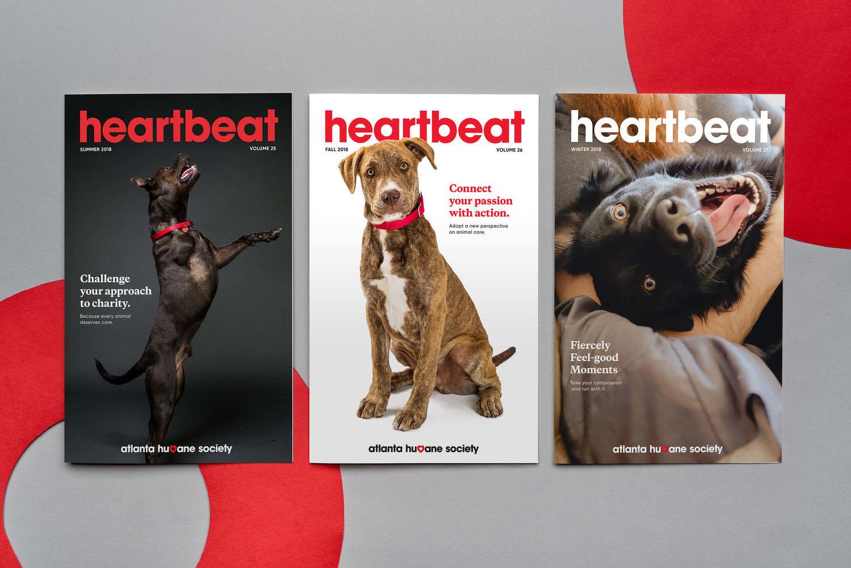亚特兰大动物慈善机构AHS启用新品牌形象