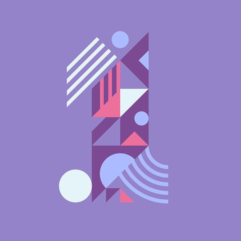 Dan Foster创意字体设计作品