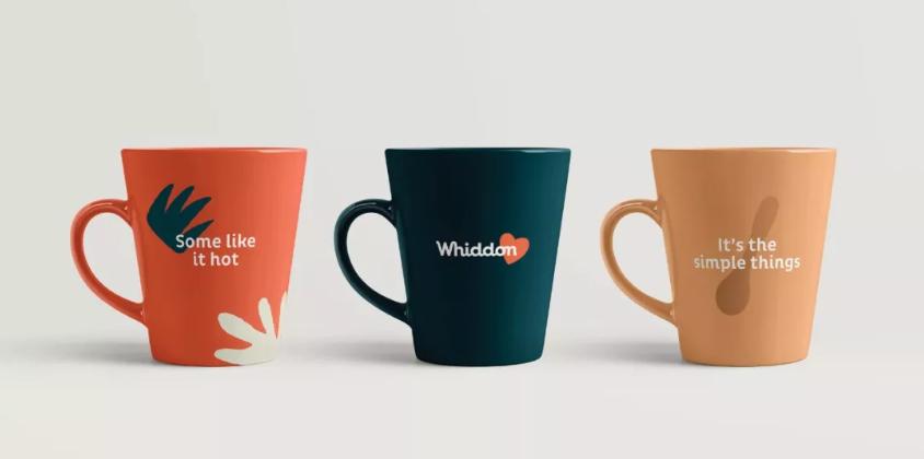 """老年护理服务商""""Whiddon""""品牌形象升级"""