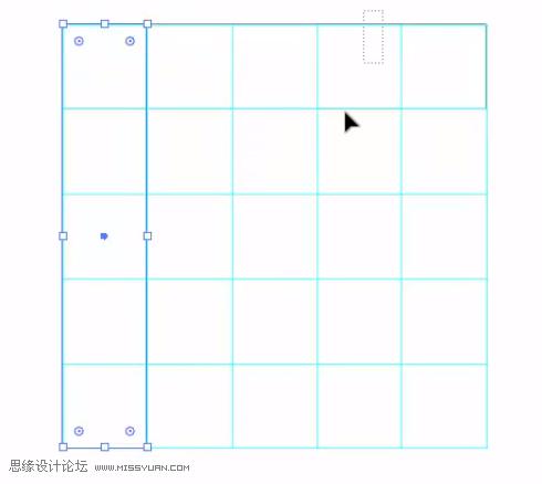 AI制作2.5D风格的LOGO图标