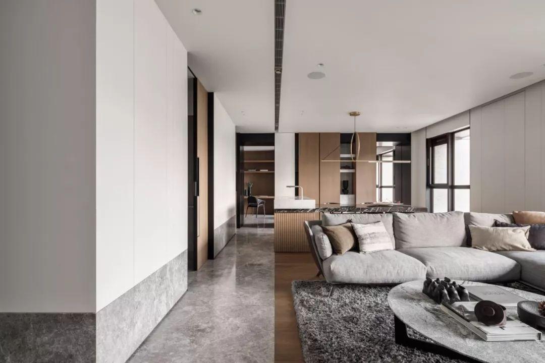 精致的细节 舒适的氛围:极具腔调的台式奢宅